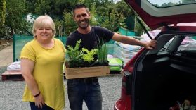Dowpatrick Garden Donation 1