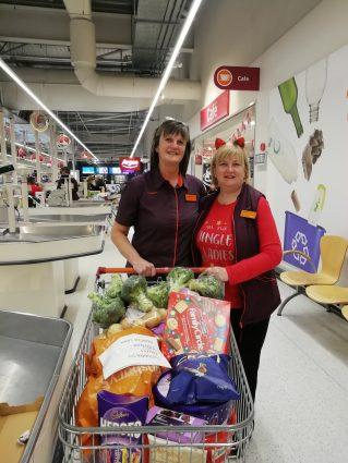 Sainsburys donation