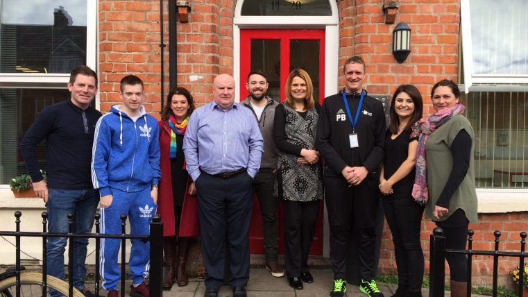 MACS Staff with Carillion and the Bytes Project