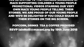 Invite MACS Video Launch