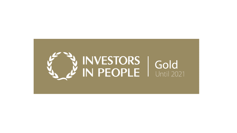 Investors In People Gold Award