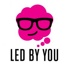 Led By You Logo