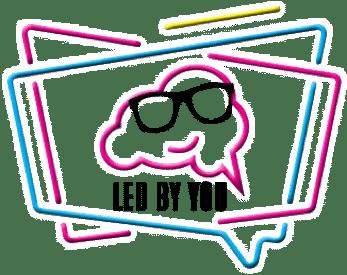 Led By You Logo