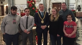 Led By You Lord Mayor Christmas Lunch Dec 16 -1