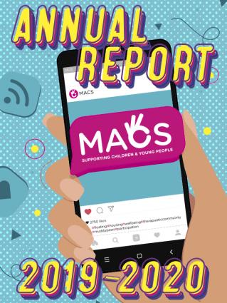 Macs Annual Report Cover 2019 2020