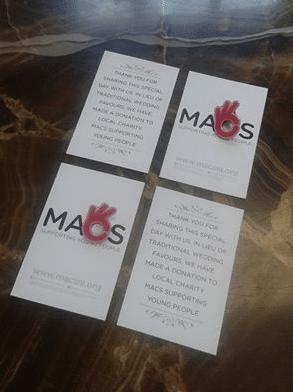 MACS Favours