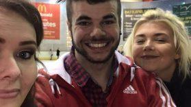 MACS Lisburn at Dundonald Ice Bowl Xmas 2017