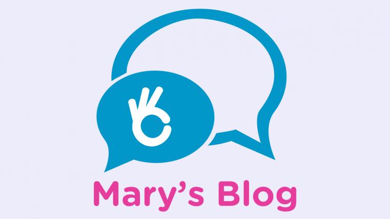 Mary's Blog