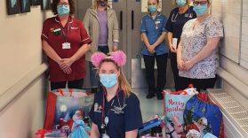 Royal Hospital Christmas Donation
