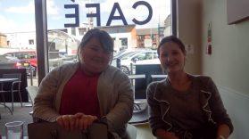 Saeedah & Christines