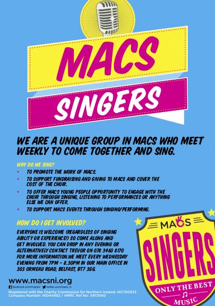 Singers Flyer