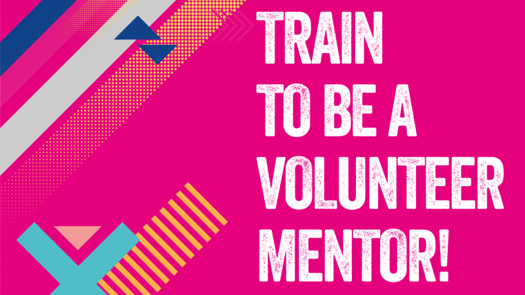 Train To Be A Volunteer Mentor Large