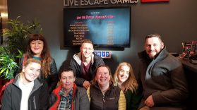 Therapeutic Community Escape Room