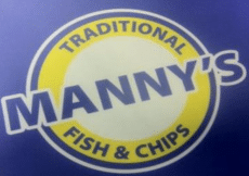 Donegal Celtic & Newry Town sponsored by Manny's Fish & Chips