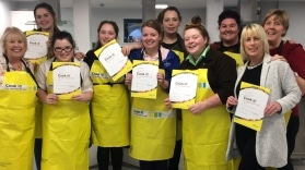 Wellbeing Cook it Group