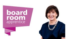 Boardroom Apprentice Ligouri Dobbin