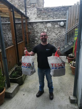 Tesco Donation