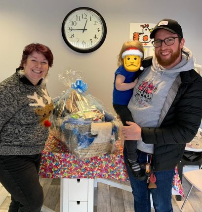 Baby Basics Belfast have been another great support to our young people who are expecting babies. They can pick from a Moses basket or a bath full of goodies! Matt and Lu went to visit them and see all the hard work behind the scenes.