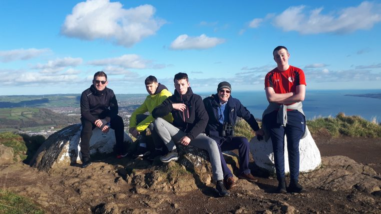 Young Mens Wellbeing Group Cavehill